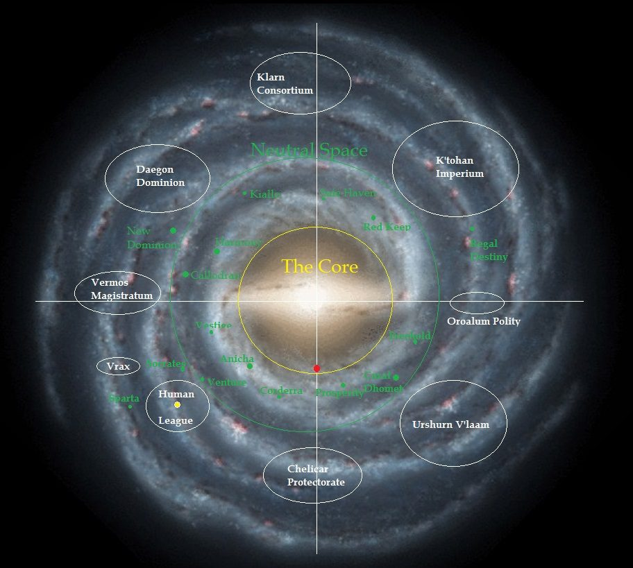 Renegade Galaxy